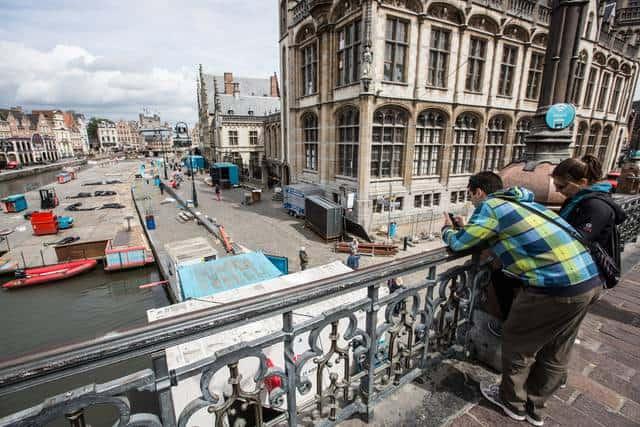 Gent is een vuile stad