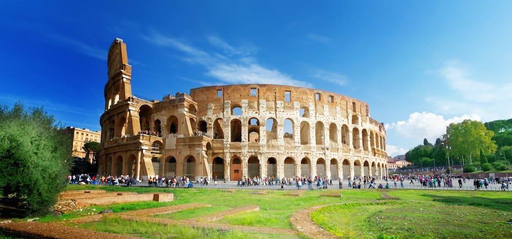 Sunjets Rome citytrip
