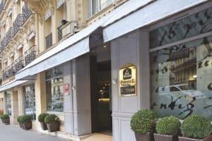 Hotel Le Swann Parijs