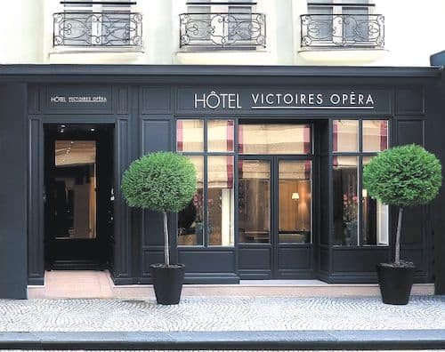 Hotel Victoires Opéra