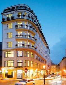 Hotel Astoria Praag