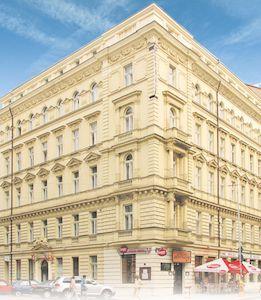 Hotel Atos in Praag met Sunjets