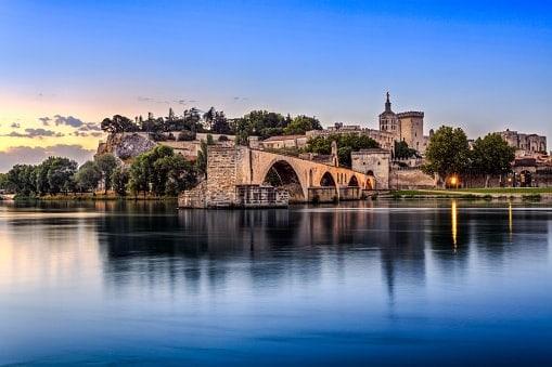 Avignon - Dorp in de Provence
