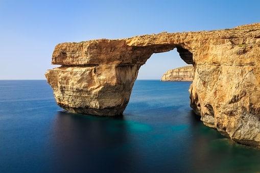 Azure Window Malta - Het blauwe Oog