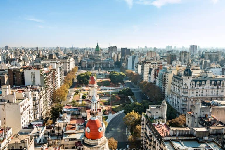 Buenos Aires, het Parijs van het Zuiden
