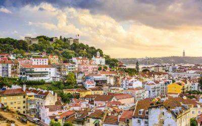 Citytrip naar Lissabon