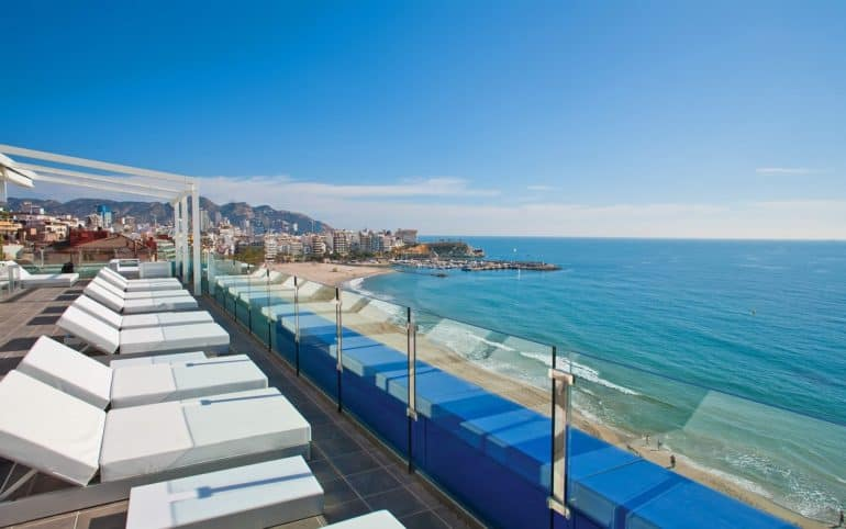 Magic Villa Del Mar Hotel in Benidorm