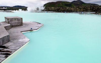 Mooiste Zwembaden ter wereld - Blue Lagoon Ijsland