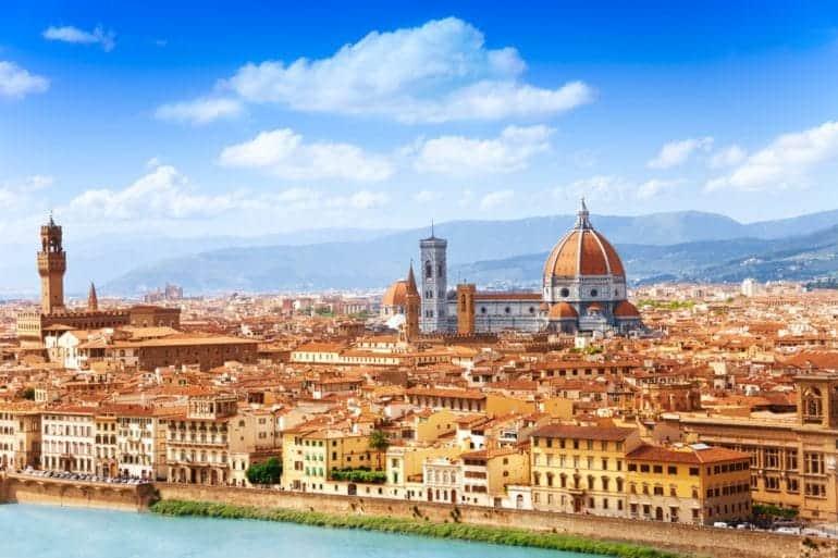 Bezienswaardigheden & Beste hotels in Firenze