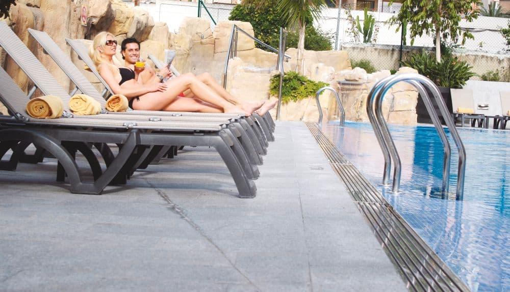 Hotel Sandos Monaco Beach Resort & Spa in Costa Blanca, Benidorm