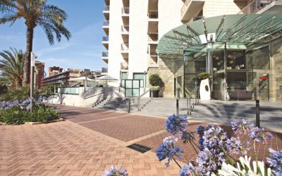 Hotel Sandos Monaco Beach Resort & Spa in Costa Blanca, Benidorm