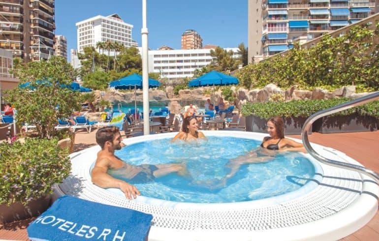 Hotel RH Victoria in Benidorm